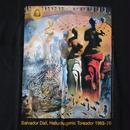 Salvador Dali Museum Hallucinogenic Toreador Tシャツ S 黒 サルバドール ダリ 美術館 シュルレアリスム ピカソ Picasso芸術【deg】