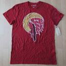 デニム&サプライ ラルフローレン インディアン Tシャツ S レッド系 DENIM&SUPPLY RALPH LAUREN 半袖 カットソー POLOポロ ネイティブ【deg】