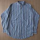 PATAGONIA コットン素材・ストライプ柄・長袖シャツ サイズ・M 正規品 -269