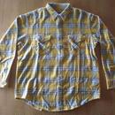 LEVI'S コットン・チェック・ネルシャツ サイズ・L 正規品(リーバイ・ストラウスジャパンK.K.)-66
