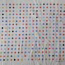 90's ダミアン ハースト FOTOFOLIOセンセーション展 スポットペインティングTシャツXL SENSATIONブルックリンART美術館Damien Hirst芸術LSD【deg】