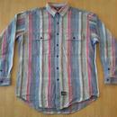 RRL コットン・チェック・ネルシャツ サイズ・M 正規品 -896