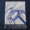 ロイ リキテンスタイン ユニクロ Spray Can 1963 両面プリント TシャツXL ネイビー Roy Lichtenstein芸術ART現代美術 リキテンシュタイン【deg】