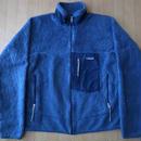 PATAGONIA レトロX・パシフィックブルー・フリースジャケット サイズ・M 正規品 MADE IN USA 難有り 942 -110