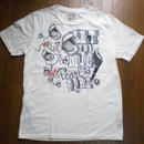 WHIPPING FLOYD Tシャツ サイズ・M 正規品(株)ヒーローインターナショナル) 未使用品 -533