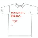 sentimental in the sky Tシャツ(ホワイト)