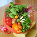 結婚祝いに贈る野菜ブーケ(クール便送料無料)