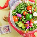 クリスマス・野菜ブーケ(クール便送料無料)【販売期間限定2017-12-23 10:00まで】
