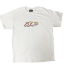 813 - S/S Tee White