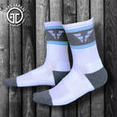 【TRESJAPAN】BASKET SOCKS  WING T(グレー)