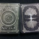 ARCANA TAROT PLAYING CARDS