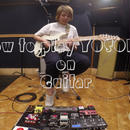 "How to play ""YOSOIKI"" on Guitar"