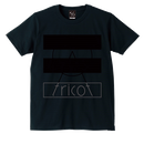SUPER BLACK LOGO T-SHIRTS