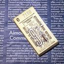 【イギリス】ロザラムコーポレーション バスのブロックチケット 9  1/2d 50枚綴り