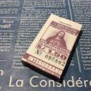 【ペルー】INTERURBANO バスのブロックチケット ボルドー 100枚綴り