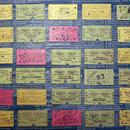 【イギリス】1960年代前半 使用済み切符 おまかせ30枚セット