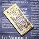 【イギリス】ロザラムコーポレーション バスのブロックチケット 10 1/2 50枚綴り