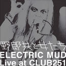 ELECTRIC MUD / 野郎共と女たち ELECTRIC MUD Live at CLUB251