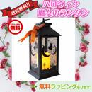 ハロウィン 魔女のランタン カンテラ LED ライト オブジェ i0281