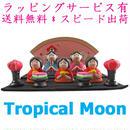 雛飾り ミニ ハンドメイド お雛様 かわいい 手作り セラミック 陶器 i0277