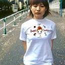 スギザキメグミTシャツ Sweet Sweet