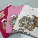 「火星少女ひなり」  第一弾Tシャツ ボディ色は3色
