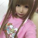 「火星少女ひなり」  第一弾Tシャツ+ステッカーのセット!  ピンクバージョン!