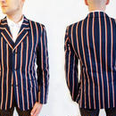 ネバートラスト Regimental Stripe Jacket