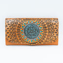 TBC Select / Mandala Blue Wallet