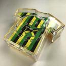 ジャマイカ直輸入!ユニフォーム型 置き時計