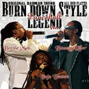 BURN DOWN「BURN DOWN STYLE -DANCEHALL LEGEND MIX-」