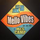 ジャマイカイベントサイン(イベント告知ボード)MELLOW VIBES@MAS CAMP