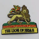 ジャマイカ直輸入 ワッペン LION アイロン圧着可能