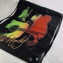 ジャマイカ直輸入  オフィシャル商品 ボブマーリーバッグ ラスタカラーギター