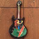 ボブマーリー(BOB MARLEY )ギター型 壁掛け時計