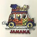 ジャマイカ直輸入!レゲエバスマグネット