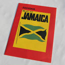 ジャマイカ直輸入!  ジャマイカマップ ポスター DEAD STOCK