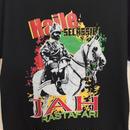 ジャマイカ直輸入  セラシアイ レア T-SHIRTS【JAH STYLE】