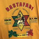 ジャマイカ直輸入 1点限定  RASTAFARI レア T-SHIRTS  (サイズM)