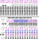 302 京阪 幕、副標ステッカー