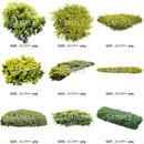 ガーデン素材 9個セット  G9_033