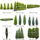 ガーデン素材 9個セット  G9_038