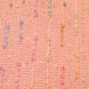 ツイード生地  164  ピンク