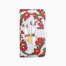 Smartphone case -Lama-  ミラー&チェーン付きタイプ