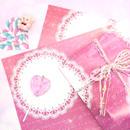№36 Valentine pink pepar