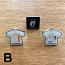 [u_016]ピンバッジ  3種セット【B】