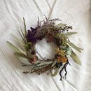 Candle wreath