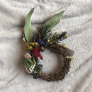 moon half wreath