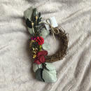 point mini wreath