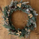 Forest  snow wreath